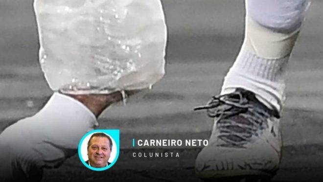 Neymar migra às páginas policiais; sorte de Tite