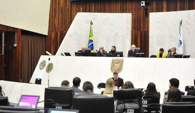 Prestação de contas foi realizada na Assembleia Legislativa do Paraná.