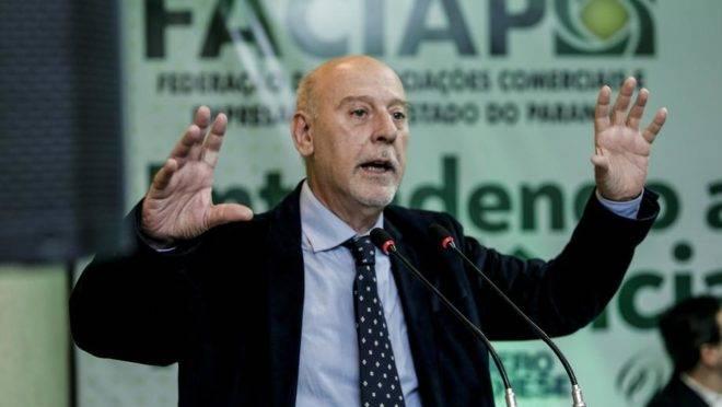 Paulo Tafner, especialista em previdência, esteve em Curitiba, nesta quarta (6), para falar sobre os impactos da reforma.