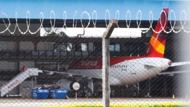 Avianca-suspensao-voos