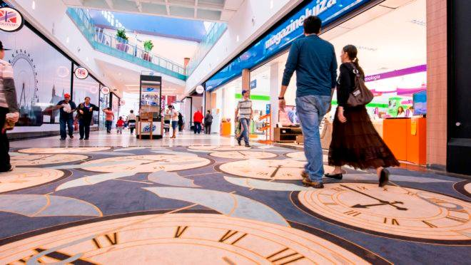 Shopping Boulevard Londrina, da Sonae Sierra que anunciou fusão com a Aliansce