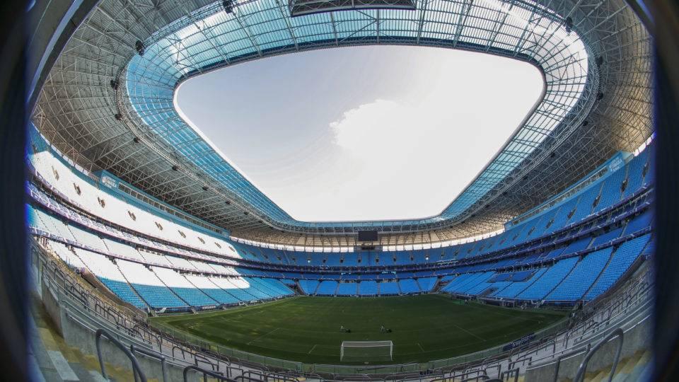 Veja quais clubes cederão o CT ou estádio para Copa América