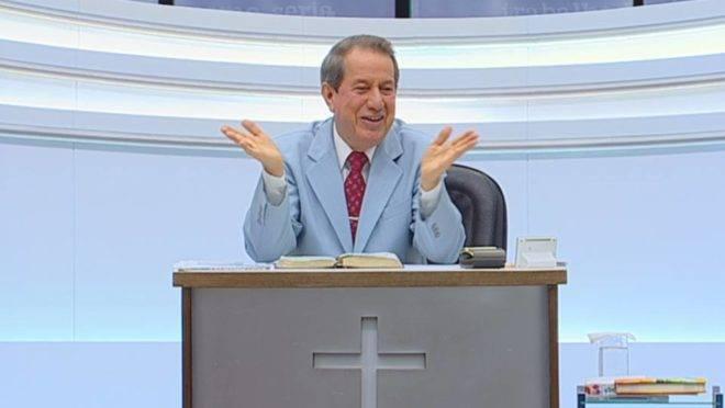 R. R. Soares é fundador da Igreja Internacional da Graça de Deus