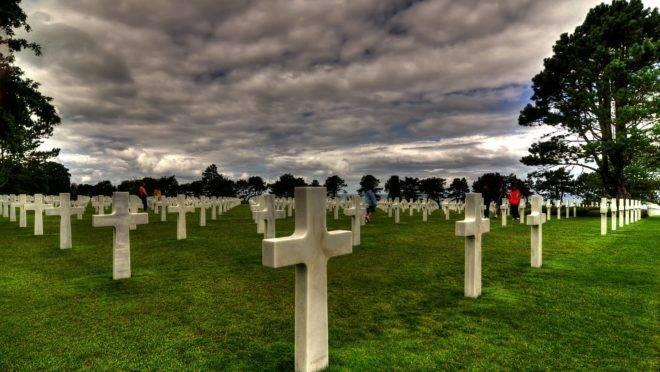 Apesar das histórias de heroísmo e idealismo, o desembarque na Normandia também foi, de certa forma, uma confissão de derrota da Civilização.