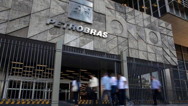 Sede da Petrobras, no Rio de Janeiro. Foto: Mauro Pimentel/AFP