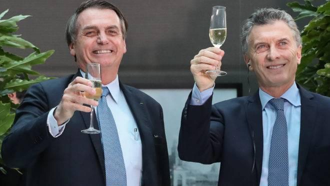 (Buenos Aires – Argentina, 06/06/2019) Almoço Oficial oferecido pelo Senhor Mauricio Macri, Presidente da República Argentina.