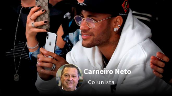 Aos jovens, informo que existiram muitos craques superiores a Neymar