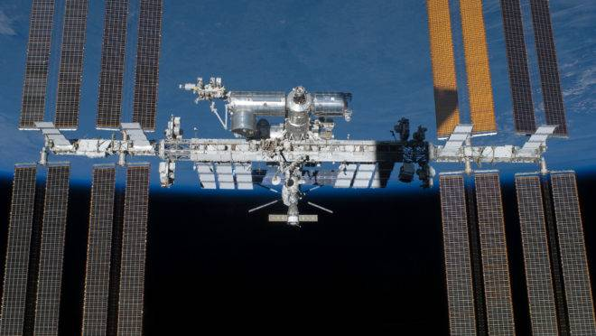 Estação Espacial Internacional