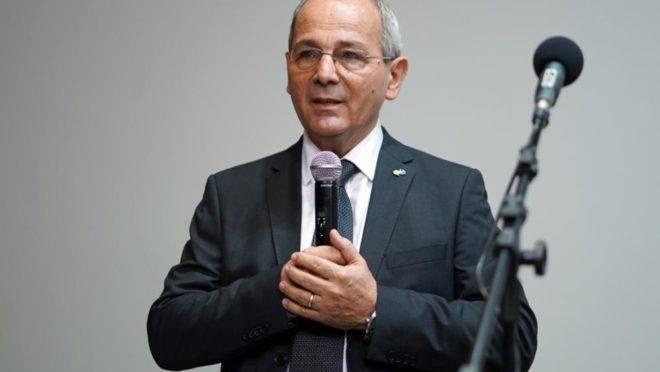 General Juarez Aparecido de Paula Cunha, presidente dos Correios.