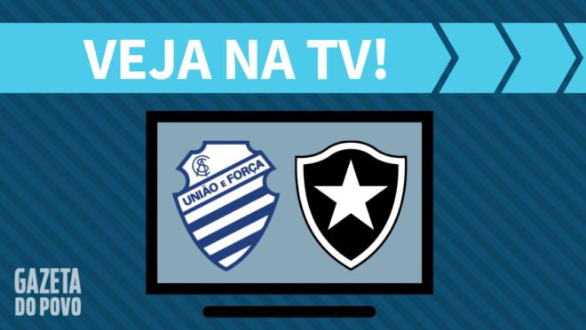 CSA x Botafogo: veja na TV