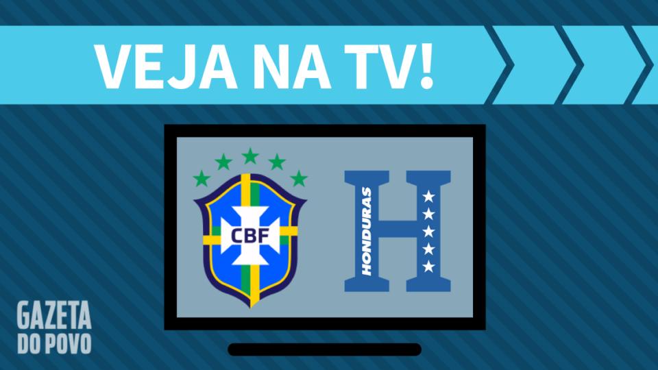Brasil x Honduras AO VIVO: saiba como assistir ao jogo na TV e online