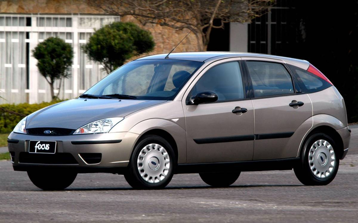 O Focus começou a ser vendido no Brasil em 2000. Foto: Ford/ Divulgação