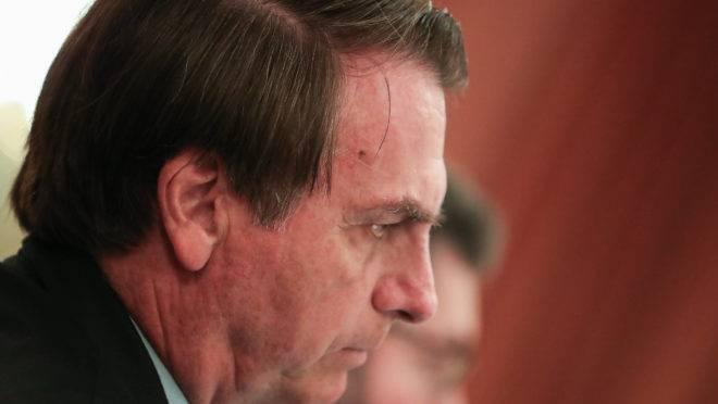 Jair Bolsonaro usou o Twitter para pressionar Congresso pela aprovação de créditos suplementares