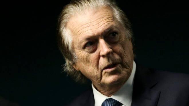 O presidente do PSL, deputado Luciano Bivar.
