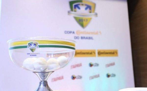 Sorteio das quartas de final da Copa do Brasil 2019 AO VIVO