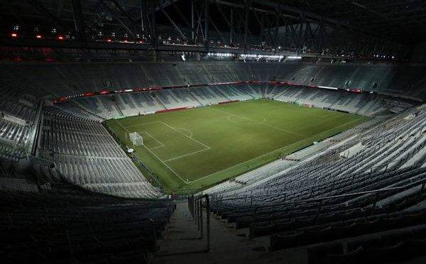 Arena da Baixada: objeto de litígio entre Athletico e poder público.