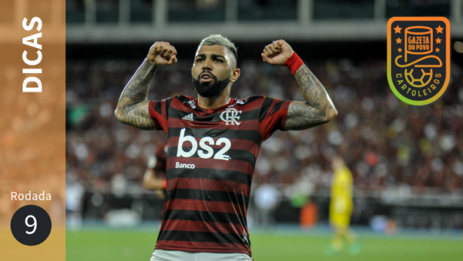Dicas do Cartola FC 2019 – 9ª rodada: escalações e apostas
