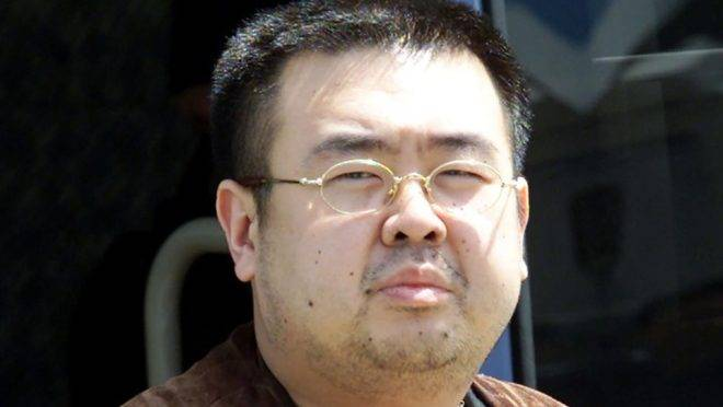 Kim Jong-nam, meio-irmão do ditador norte-coreano Kim Jong-un