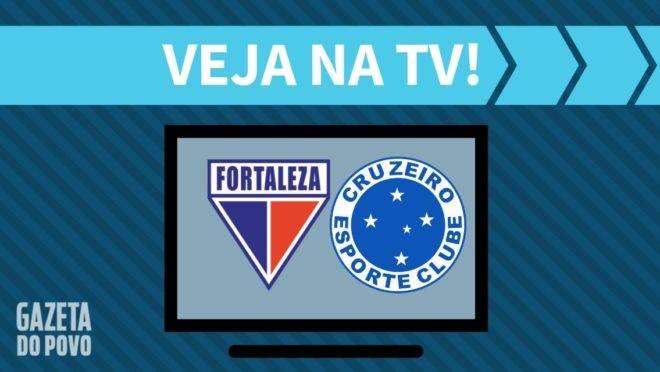 Fortaleza x Cruzeiro ao vivo: jogo do Premiere.