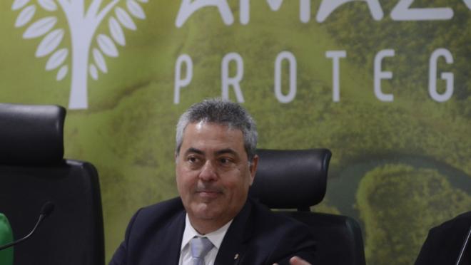 O subprocurador-geral da República Nívio de Freitas