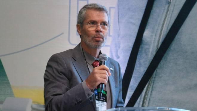 Bert Rikken, conselheiro agrícola da Embaixada dos Países Baixos, fala sobre inovação