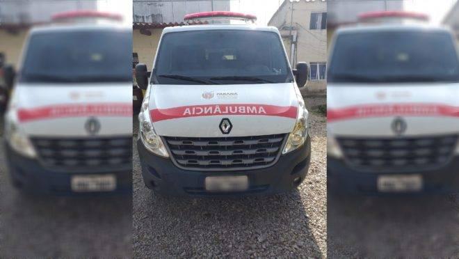 A liberação da ambulância guinchada pela PM  está prevista para esta quarta-feira (12).