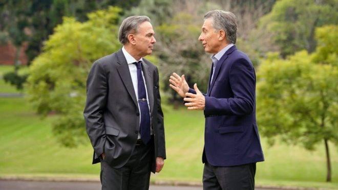 Senador argentino Miguel Angel Pichetto será vice de Maurício Macri nas eleições de 27 de outubro