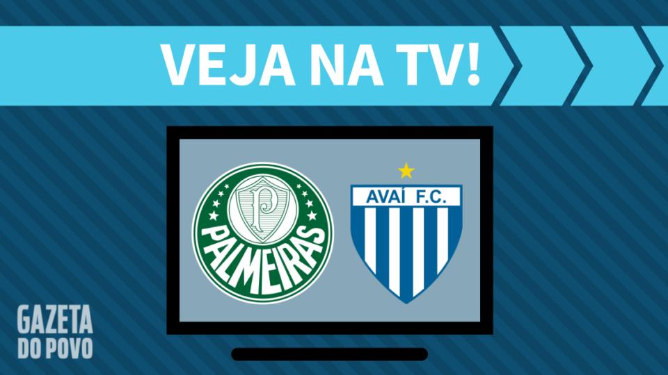 Palmeiras x Avaí AO VIVO: saiba como assistir ao jogo na TV