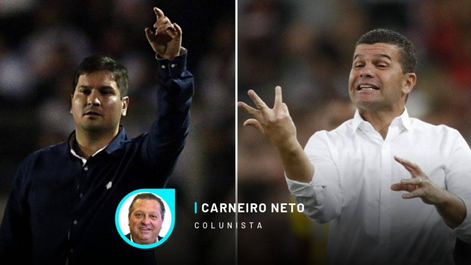 """Paraná ganha fôlego. Coritiba precisa definir quando """"derruba"""" o técnico"""