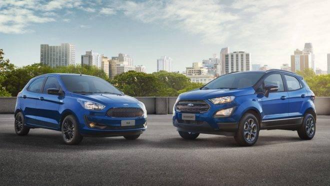 Foto: Ford/ Divulgação