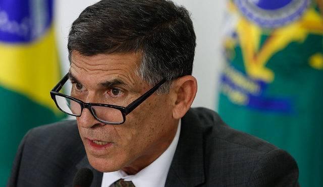 General Santos Cruz, ex-ministro da Secretaria de Governo, demitido em 13/06