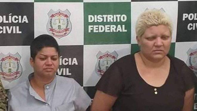 Rosana Auri da Silva Cândido e Kacyla Pryscila Santiago Damasceno Pessoa
