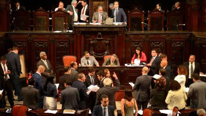 Assembléia Legislativa do Rio de Janeiro (Alerj)