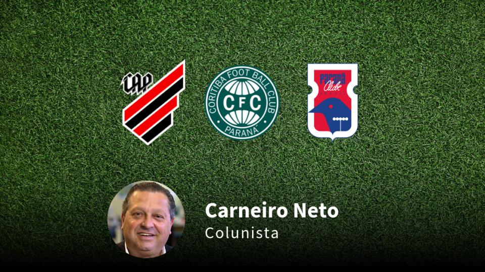 Carneiro não perdoa; a análise de Athletico, Coritiba e Paraná no pré-Copa América