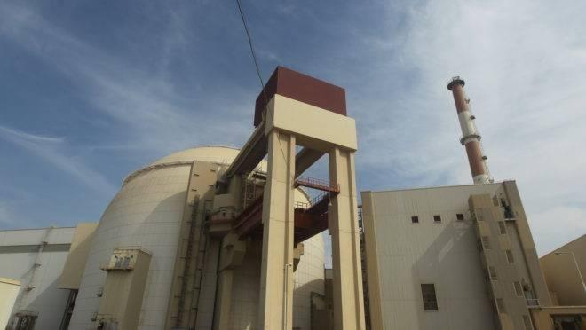 Prédio do reator na usina nuclear de Bushehr, no sul do Irã