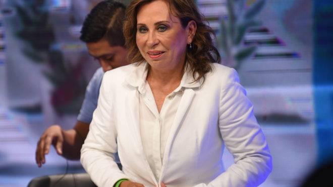Sandra Torres foi a candidata mais votada nas eleições presidenciais da Guatemala