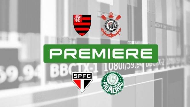 Premiere Brasileirão 2019: divisão do dinheiro do PPV da Globo
