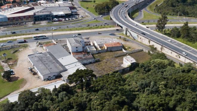 Terreno onde será construído Museu de História Natural fica nos fundos do Jardim Botânico