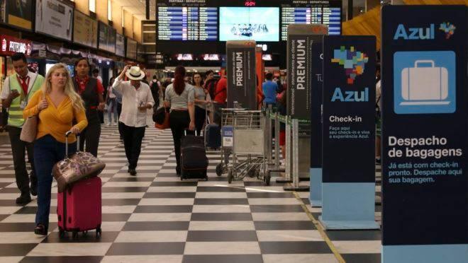 Concorrência é limitada no Aeroporto de Congonhas