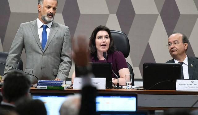 Simone Tebet desengavetou Dez Medidas Contra a Corrupção