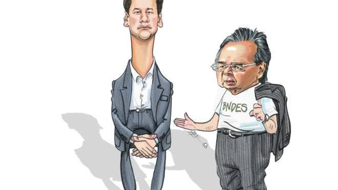 O novo presidente do BNDES, a eleição para a PGR e o fracasso de Macri