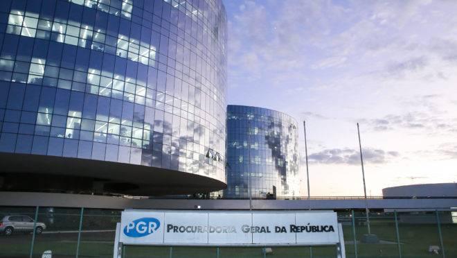 Lista tríplice da PGR: prédio em Brasília