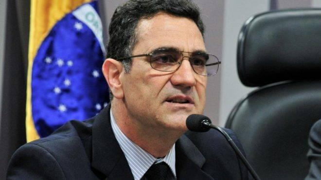 O advogado Miguel Nagib é presidente da Associação Escola Sem Partido (ESP)| Foto: Geraldo Magela/Agência Senado