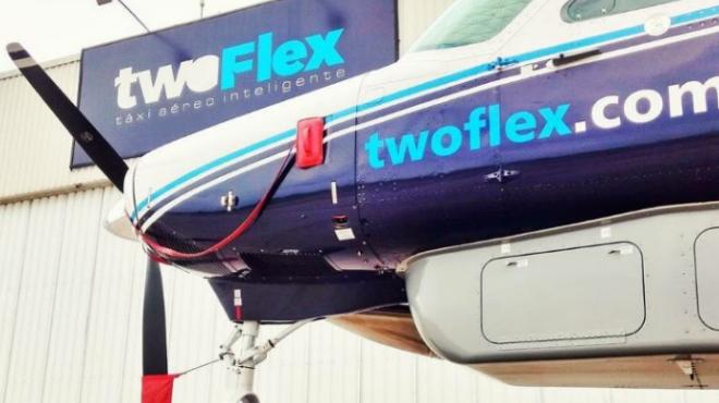 Aviação da Twoflex Aviação Inteligente.