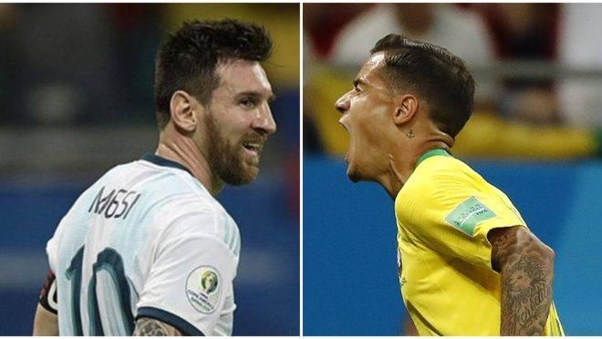 Messi e Coutinho, os dois mais valiosos.