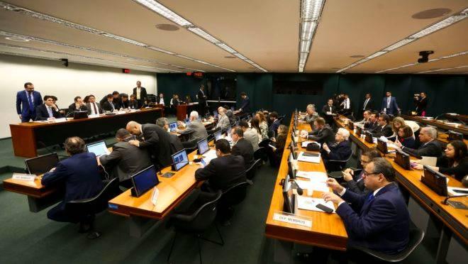 Comissão especial da Reforma da Previdência.