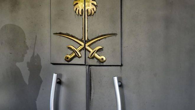 Consulado da Arábia Saudita, em Istambul, onde Khashoggi foi assassinado