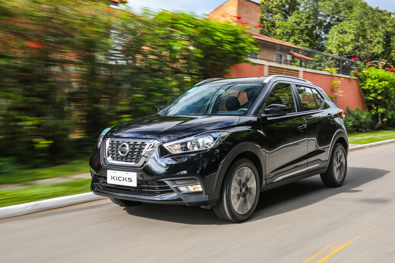 Nissan Kicks produzido em Resende já chega ganhando prêmios