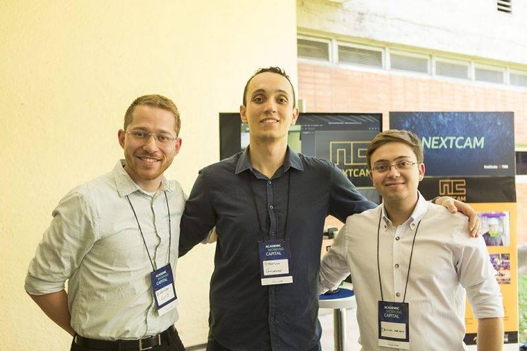 Alunos da UFPR criam startup com soluções para construção civil