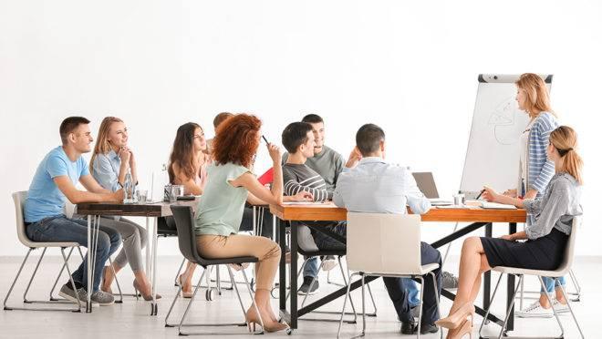 Faça a gestão de talentos na sua empresa